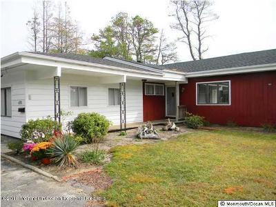 Brick Single Family Home For Sale: 470 Bella Vista Road