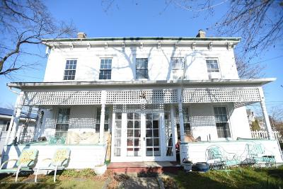 Long Branch Single Family Home For Sale: 389 Morris Avenue