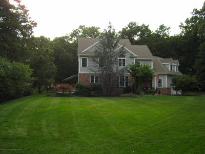 Freehold Single Family Home For Sale: 152 Pittenger Pond Road
