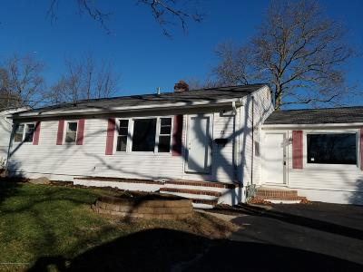 Holmdel Single Family Home Under Contract: 23 Maurice Avenue