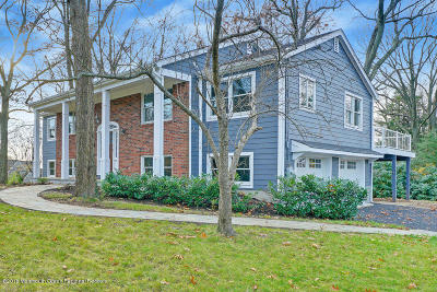 Atlantic Highlands Single Family Home For Sale: 34 Keystone Drive