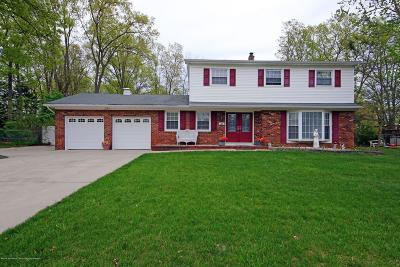 Howell Single Family Home For Sale: 21 N Longview Road