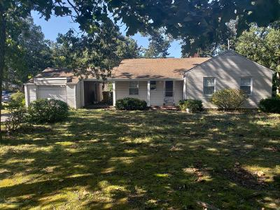 Lakewood Single Family Home For Sale: 560 Squankum Road