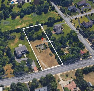 Toms River Residential Lots & Land For Sale: 1809 New Hampshire Avenue