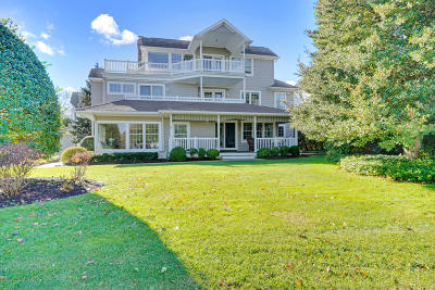 Sea Girt Single Family Home For Sale: 300 The Terrace
