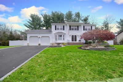 Marlboro Single Family Home Under Contract: 22 Rockwell Circle