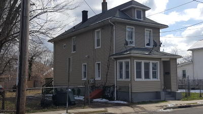 Asbury Park Multi Family Home For Sale: 40 Ridge Avenue