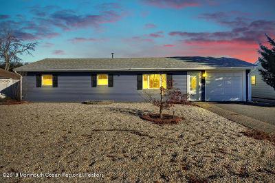 Barnegat Single Family Home For Sale: 205 Bay Shore Drive