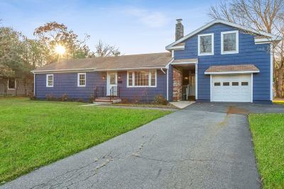 Sea Girt Single Family Home For Sale: 2121 Butternut Road
