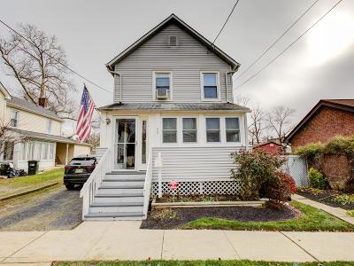 Freehold Single Family Home For Sale: 50 Wayne Avenue