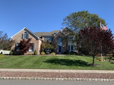 Toms River Single Family Home For Sale: 1617 Jacks Way