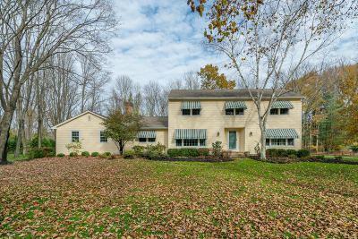 Single Family Home For Sale: 18 Cypress Neck Road
