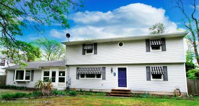 Brick Single Family Home For Sale: 611 Thoroughfare Road