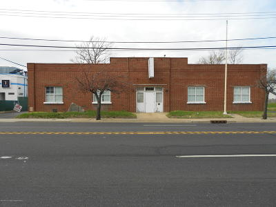 Neptune Township Commercial Under Contract: 1511 Corlies Avenue