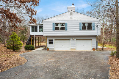 Howell Single Family Home For Sale: 99 Driftway Road