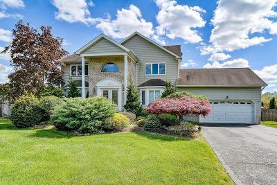 Manalapan Single Family Home For Sale: 3 Cedar Ridge Court