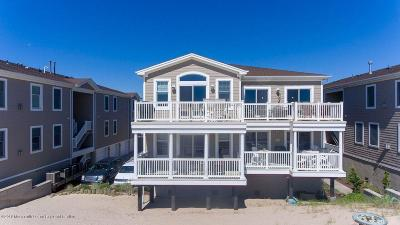 Monmouth County Condo/Townhouse For Sale: 239-1 Beach Front Road #1