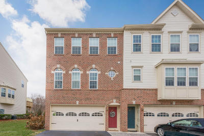 Middletown Condo/Townhouse For Sale: 40 Pate Drive