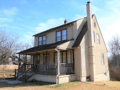 Single Family Home For Sale: 303 Monmouth Road