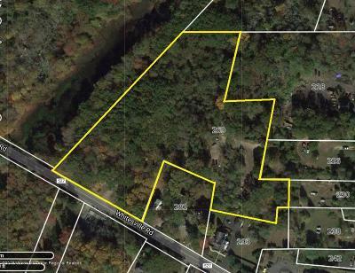 Jackson Residential Lots & Land For Sale: 269 Whitesville Road