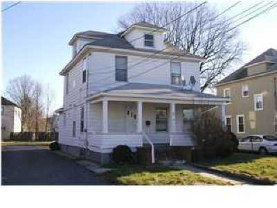 Long Branch Single Family Home For Sale: 25 Lippincott Avenue
