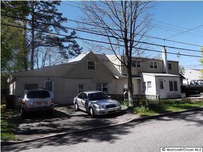 Toms River Multi Family Home For Sale: 1615 Quail Road