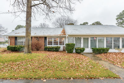 Leisure Vlg E Adult Community For Sale: 857a Thornhill Court #100A