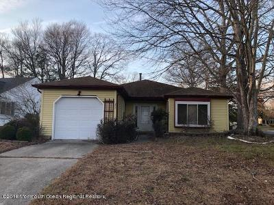 Little Egg Harbor NJ Adult Community For Sale: $76,000
