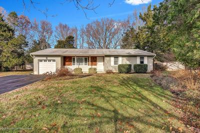 Jackson Single Family Home Under Contract: 18 Kevin Court