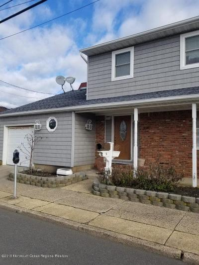 Seaside Heights Single Family Home For Sale: 3 Central Avenue