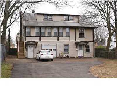 Long Branch Multi Family Home For Sale: 276 Rockwell Avenue