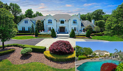 Monmouth County Single Family Home For Sale: 2 Secretariat Drive