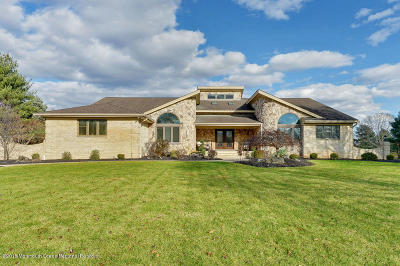 Colts Neck Single Family Home For Sale: 8 Pheasant Road