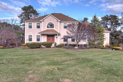 Jackson NJ Single Family Home For Sale: $599,000