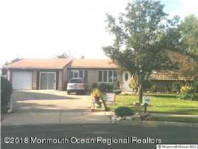 Toms River Single Family Home For Sale: 972 Cape Court