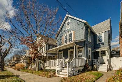 Ocean Grove Single Family Home For Sale: 119 Broadway