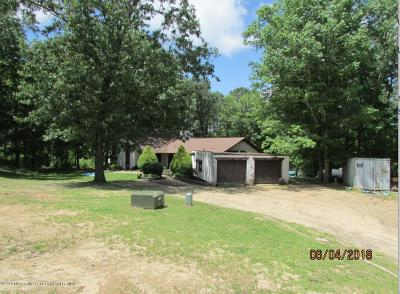 Jackson Single Family Home Under Contract: 598 W Veterans Highway
