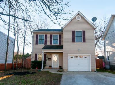Aberdeen, Matawan Single Family Home For Sale: 207 Lower Main Street