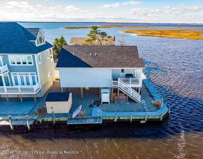 Lavallette Single Family Home For Sale: 372 Lauderdale Drive