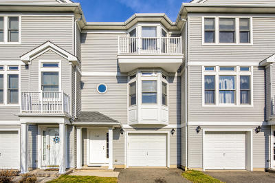 Neptune Township Condo/Townhouse For Sale: 303 Compass Court
