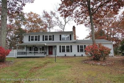 Manchester Single Family Home Under Contract: 149 Brandon Road