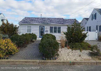 Lavallette Single Family Home Under Contract: 1703 Baltimore Avenue