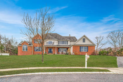 Toms River Single Family Home For Sale: 1581 Kris Court