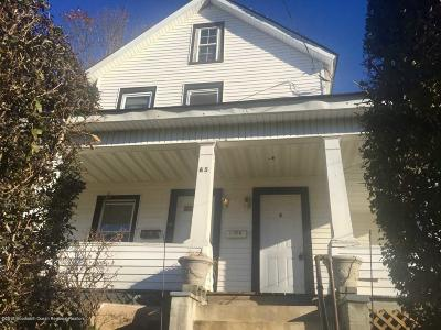 Freehold Multi Family Home For Sale: 65 Center Street