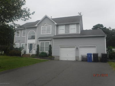 Toms River Single Family Home For Sale: 2098 Mackenzie Road