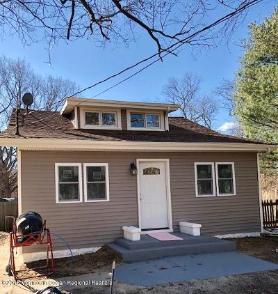 Jackson NJ Single Family Home For Sale: $289,000