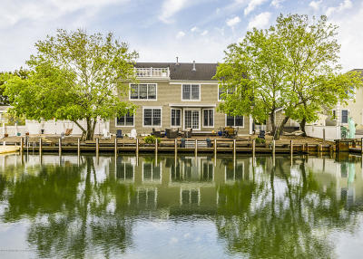 Long Beach Twp Single Family Home For Sale: 156 Marina Boulevard