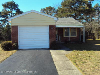 Ocean County Adult Community For Sale: 67 Independence Parkway