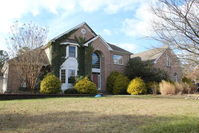 Ocean County Single Family Home For Sale: 1 Mimi Place