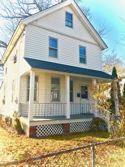 Asbury Park Single Family Home For Sale: 815 Dunlewy Street